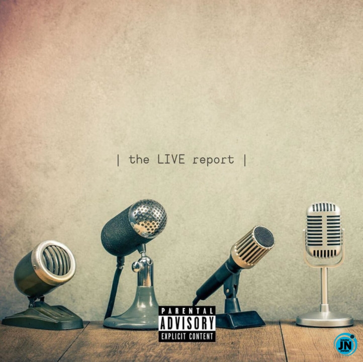 MI and A-Q address issues ranging from instagram live battles and giveaways to payments of tithes and the failure of the government, in the booth [The Live Report EP Review]